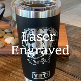 Laser Engraved Items